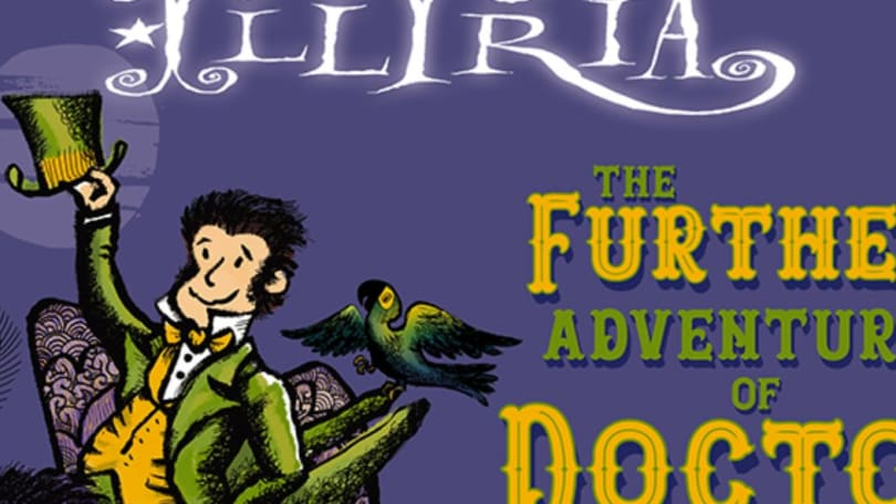 The Further Adventure of Dr Dolittle