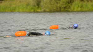 Open Water swimming returns