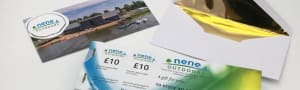 2021 Nene Outdoors £10 Gift Voucher