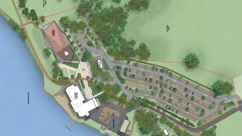 Lakeside Activity Centre approved at planning committee
