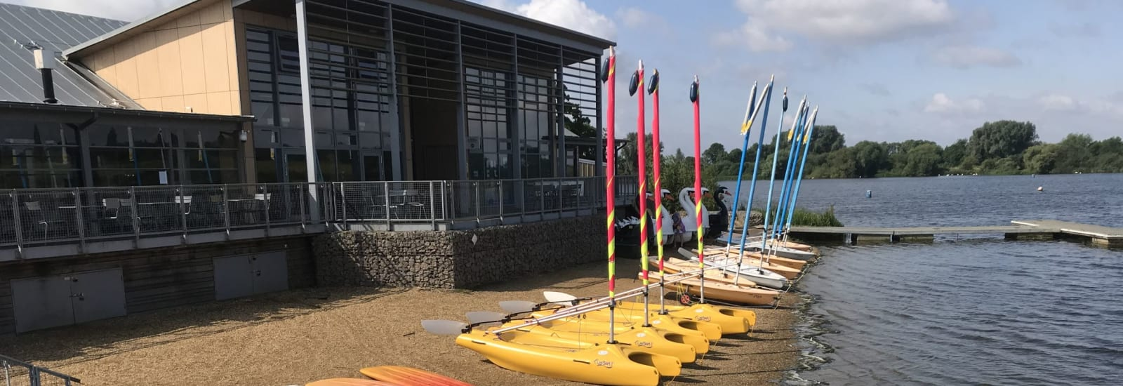 Nene Outdoors watersports and activity centre