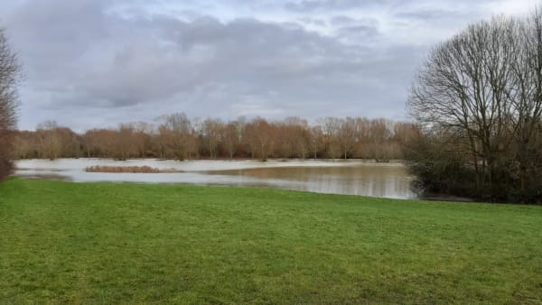Flooding update: 04/02/21