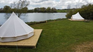 Book a staycation at Nene Park