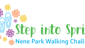 Step into Spring Walking Challenge